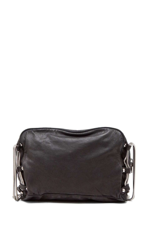 Image 2 of Alexander Wang Brenda Zip Bag in Black