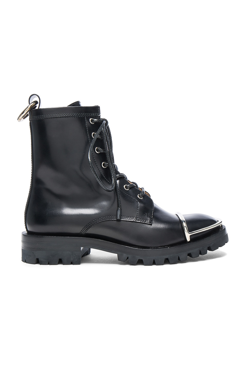 Image 1 of Alexander Wang Lyndon Boots in Black