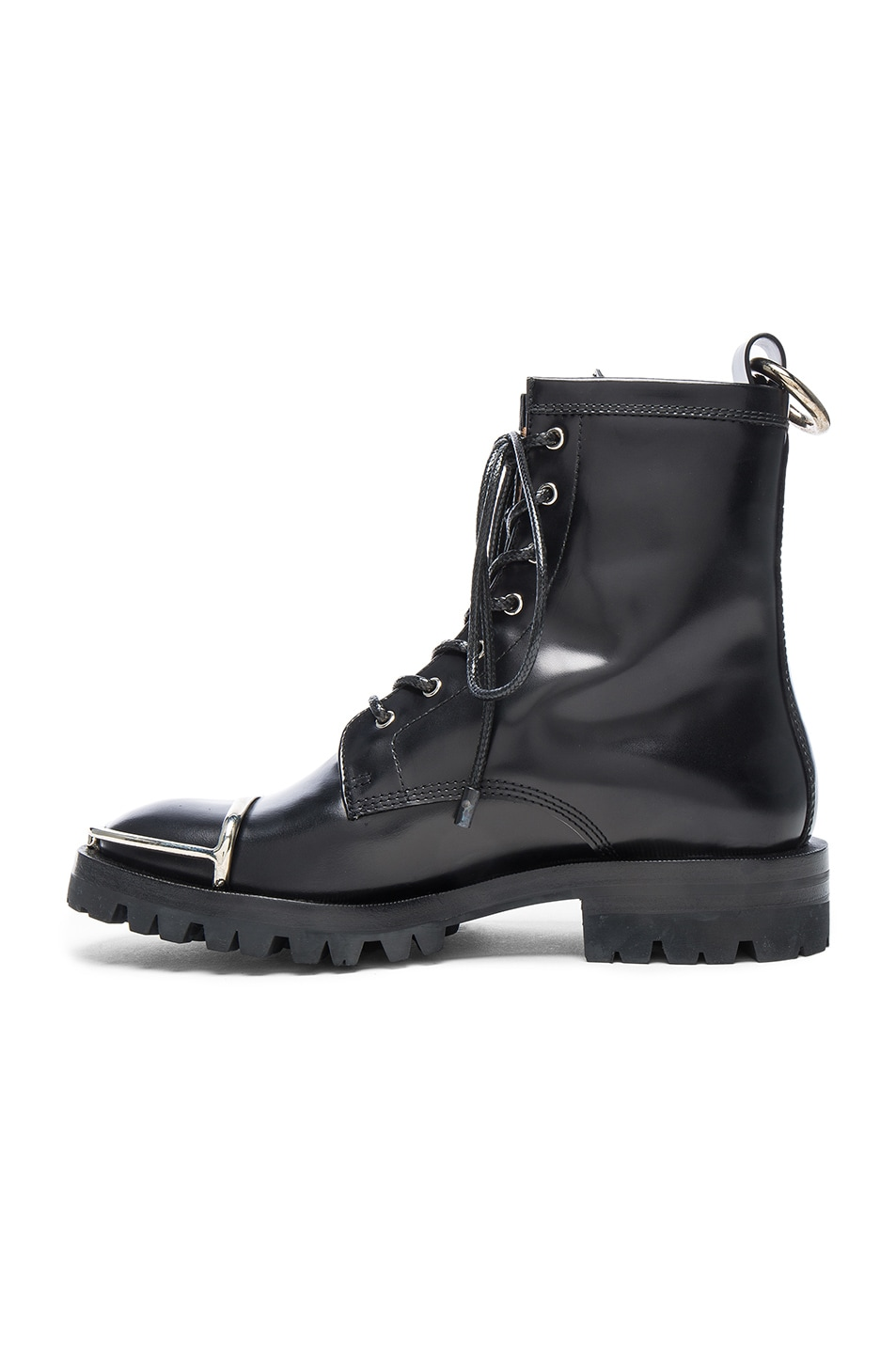 Image 5 of Alexander Wang Lyndon Boots in Black