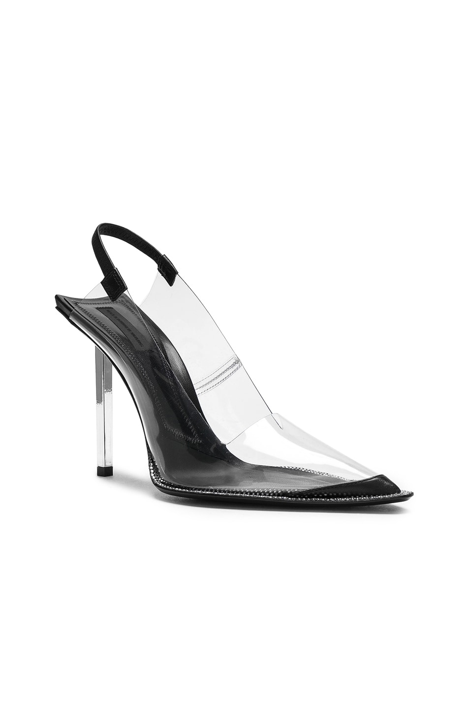 Image 2 of Alexander Wang Marlow Heel in Black