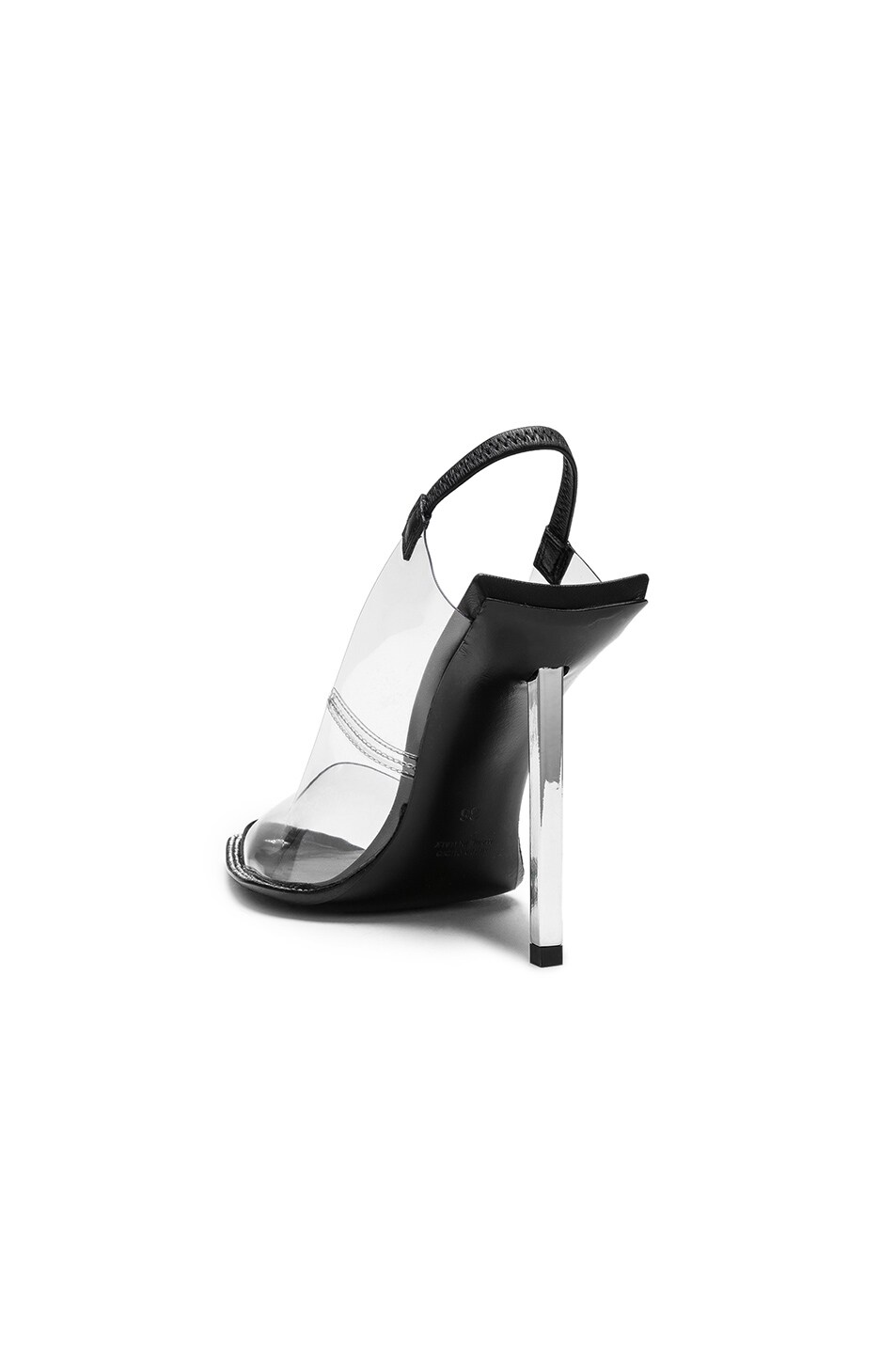 Image 3 of Alexander Wang Marlow Heel in Black