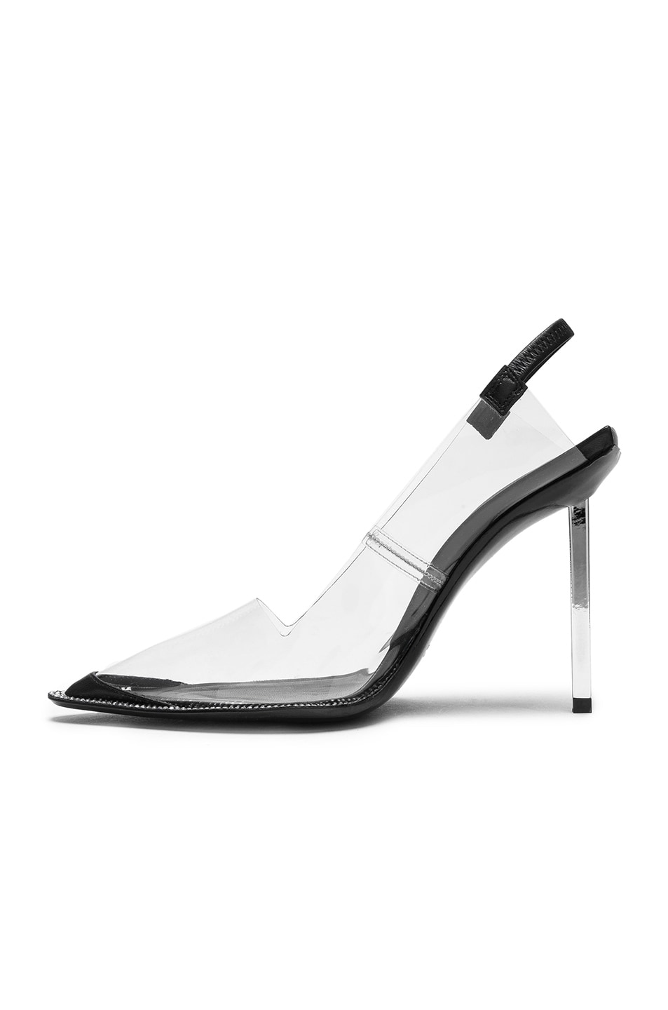 Image 5 of Alexander Wang Marlow Heel in Black
