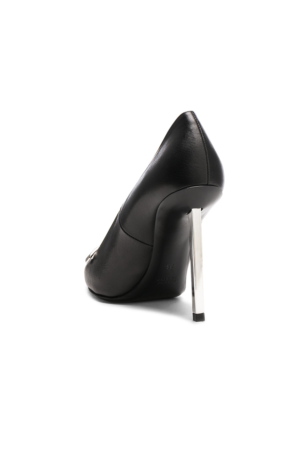 Image 3 of Alexander Wang CEO Pump in Black