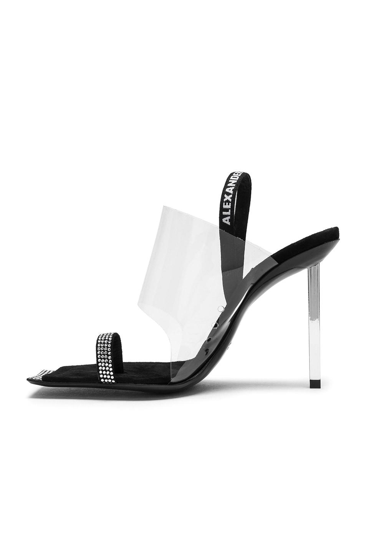 Image 5 of Alexander Wang Kaia Heel in Black