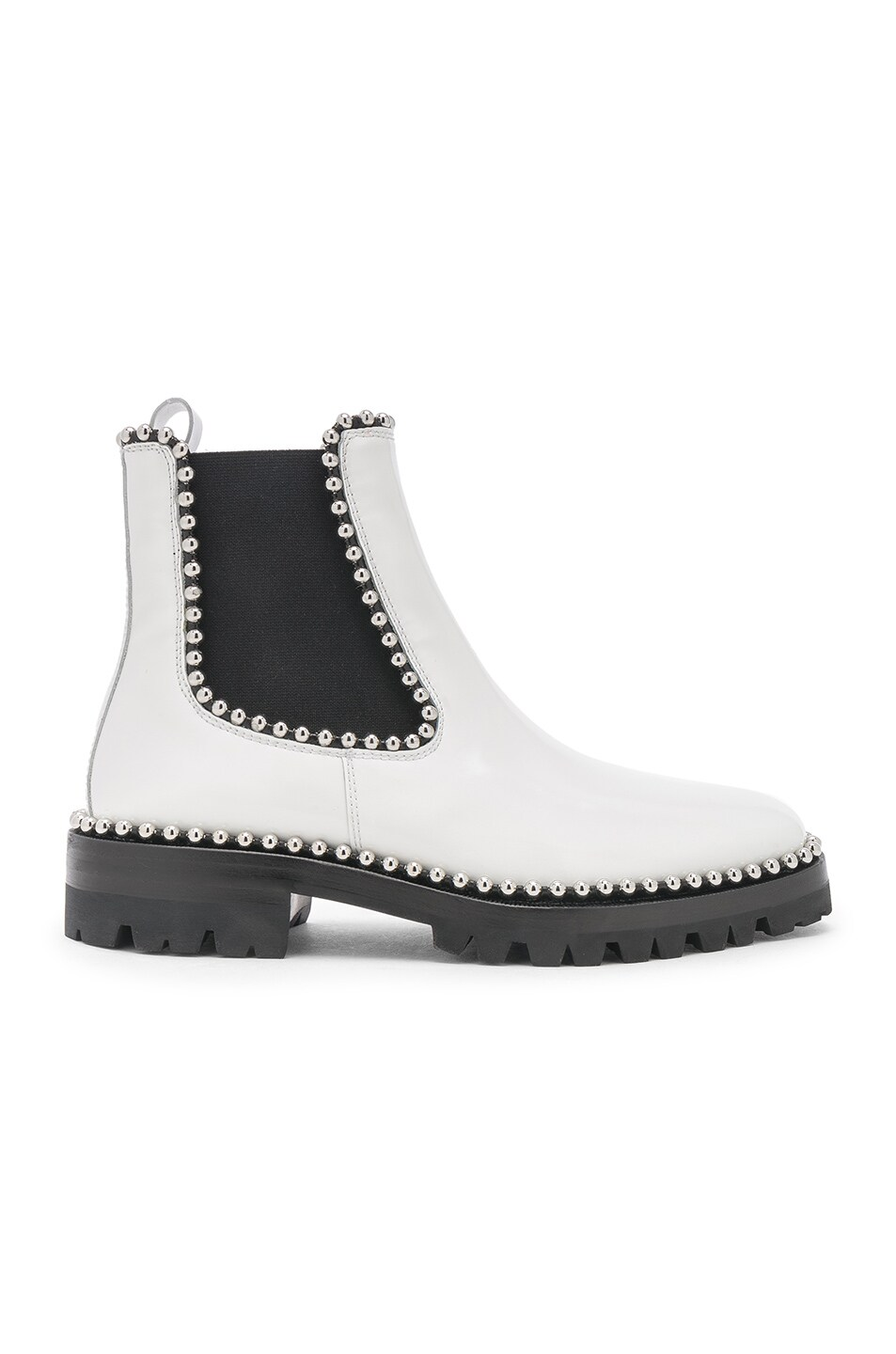 Image 1 of Alexander Wang Spencer Spazzalato Boot in White