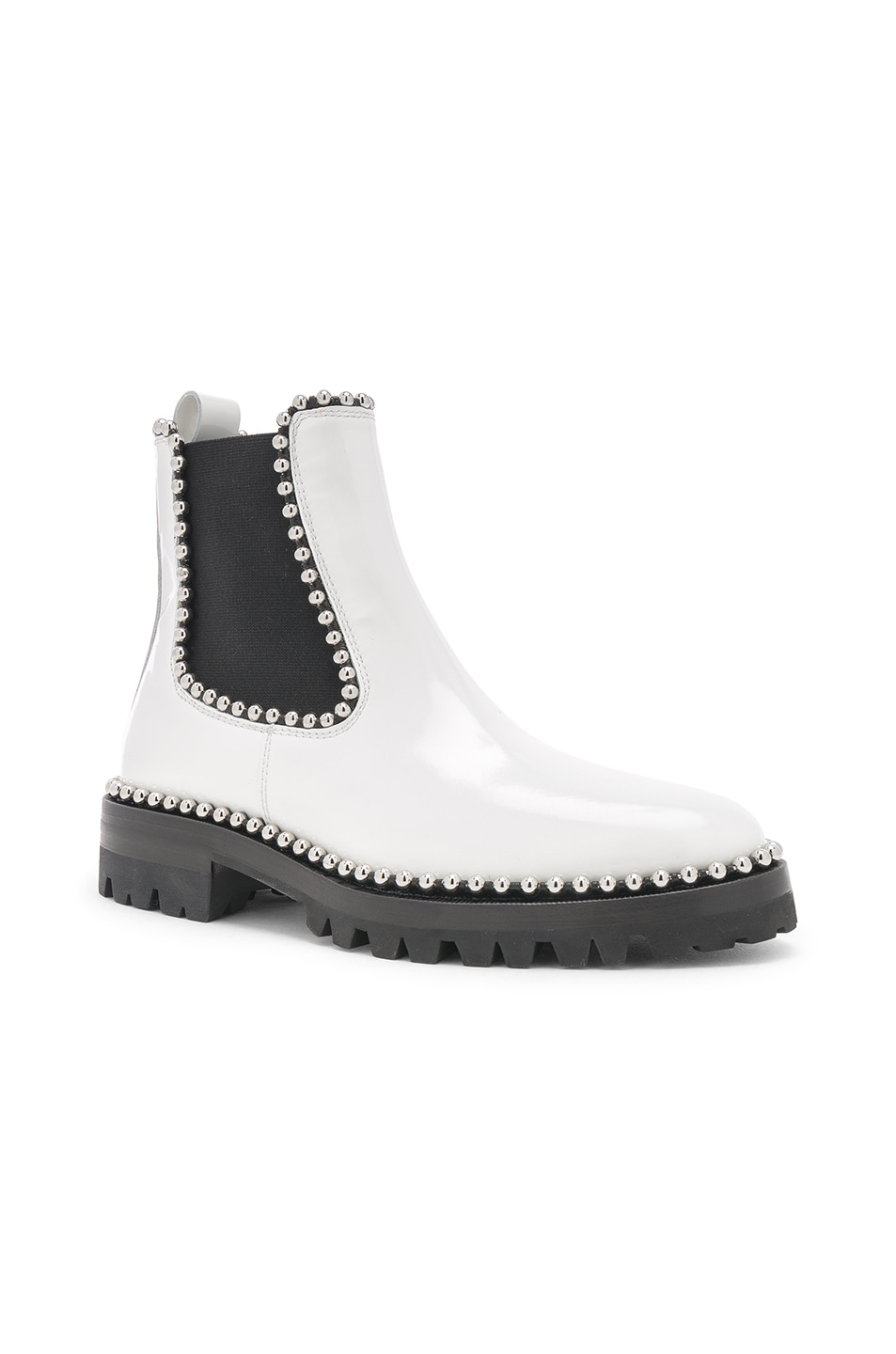 Image 2 of Alexander Wang Spencer Spazzalato Boot in White