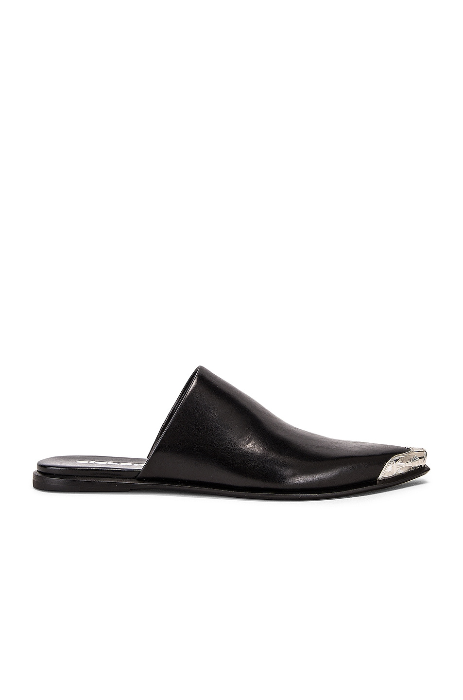 Image 1 of Alexander Wang Sullivan Calf Mule in Black