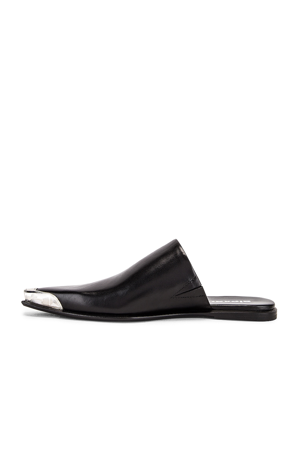 Image 5 of Alexander Wang Sullivan Calf Mule in Black
