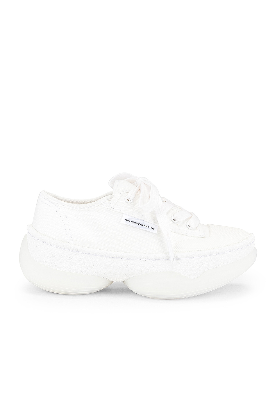 Image 1 of Alexander Wang A1 Low Top Sneaker in White