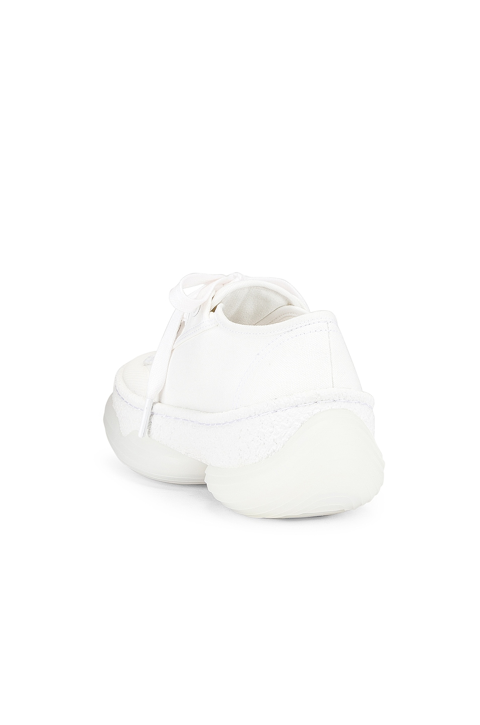 Image 3 of Alexander Wang A1 Low Top Sneaker in White