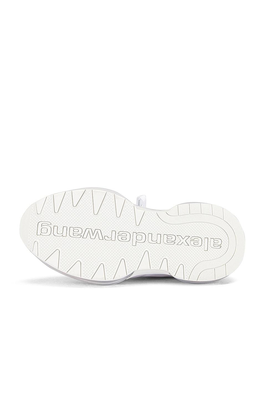 Image 6 of Alexander Wang Stadium Sneaker in White