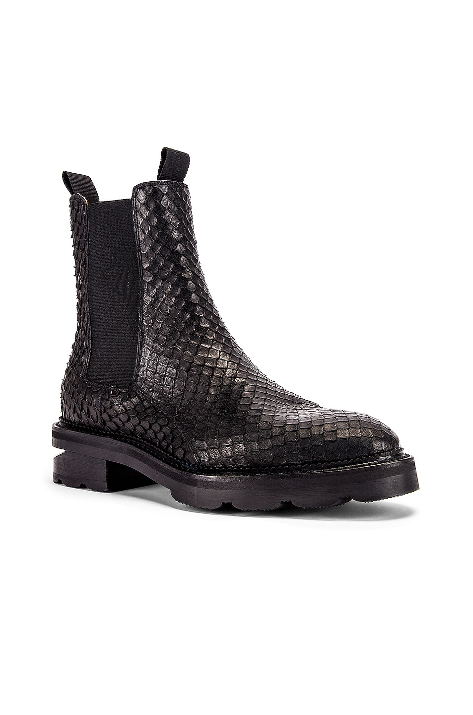 Image 2 of Alexander Wang Andy Anaconda Boot in Black