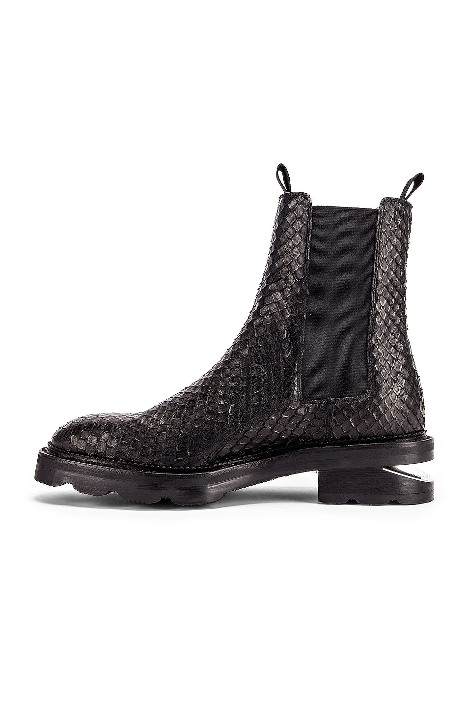 Image 5 of Alexander Wang Andy Anaconda Boot in Black