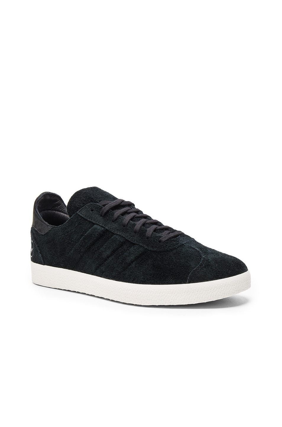 uk availability e285e d85bf Image 1 of adidas by wings + horns WH Gazelle 85 in Black