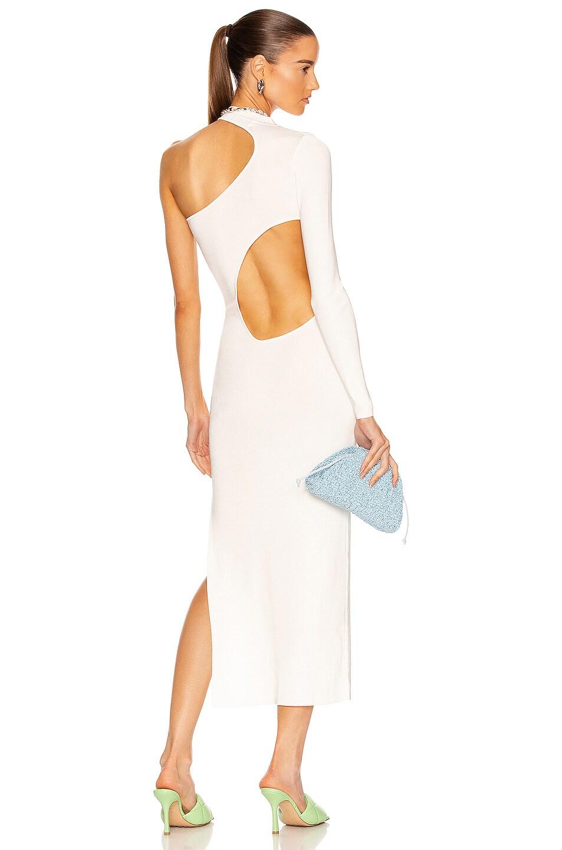 Image 1 of Aya Muse Anais Dress in White