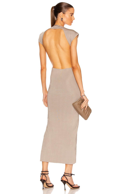 Image 1 of Aya Muse Lapis Dress in Sand