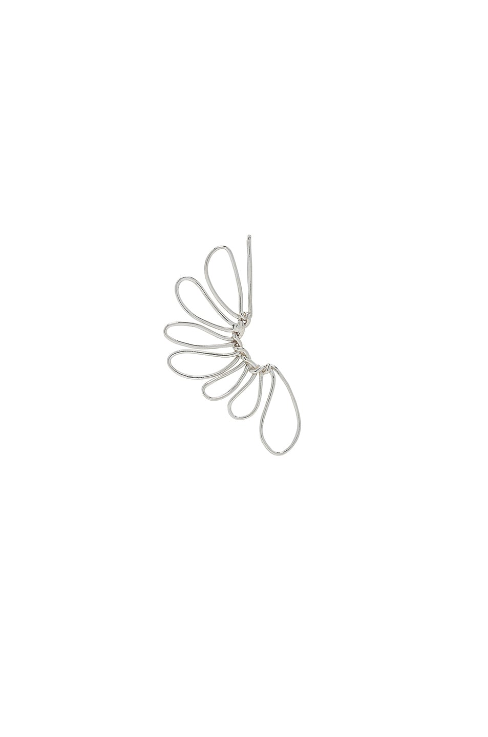 Image 1 of Beaufille Aster Single Earring in Sterling Silver