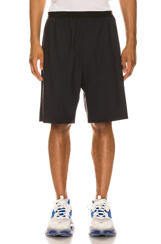Image 1 of Balenciaga Shorts in Navy