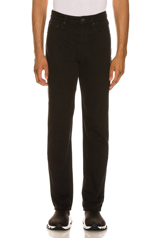 Image 1 of Balenciaga Skinny in Pitch Black