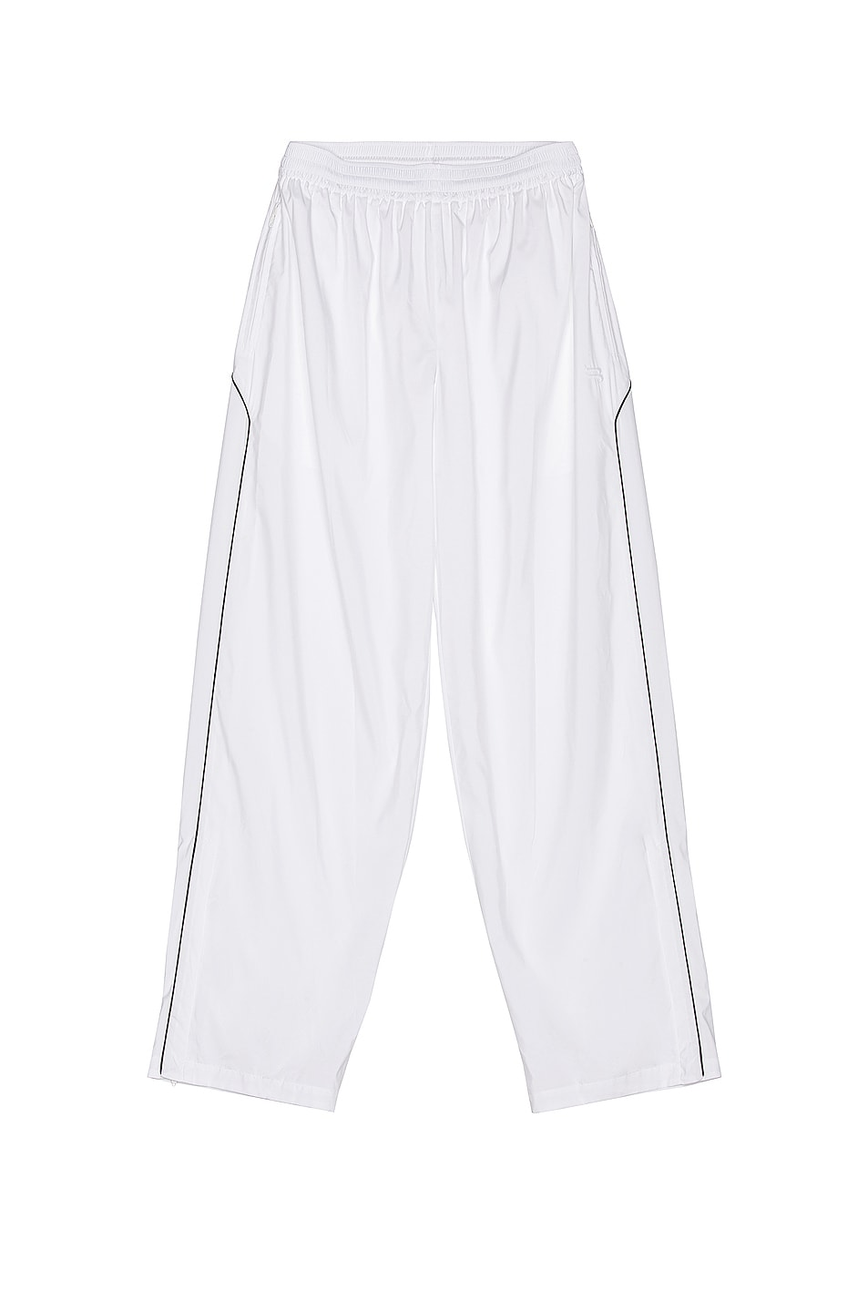 Image 1 of Balenciaga Tracksuit Pants in White
