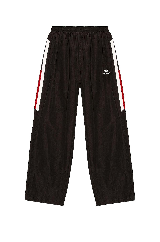 Image 1 of Balenciaga OSFA Track Pants in Black