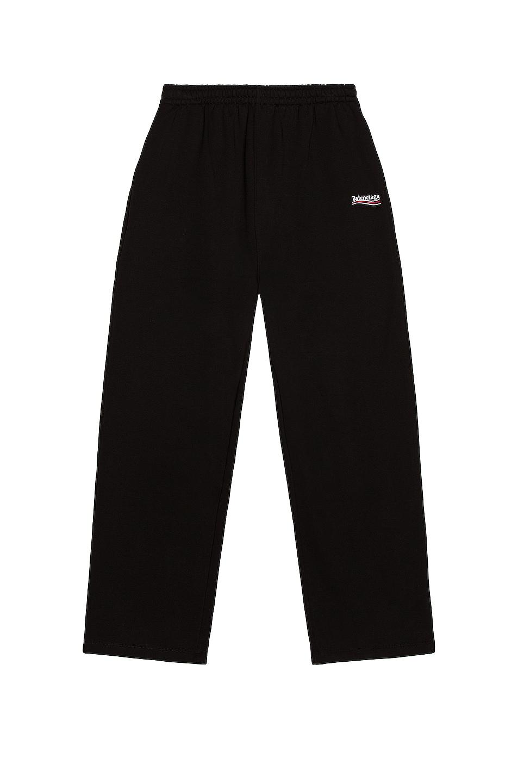Image 1 of Balenciaga Jogging Pants in Black