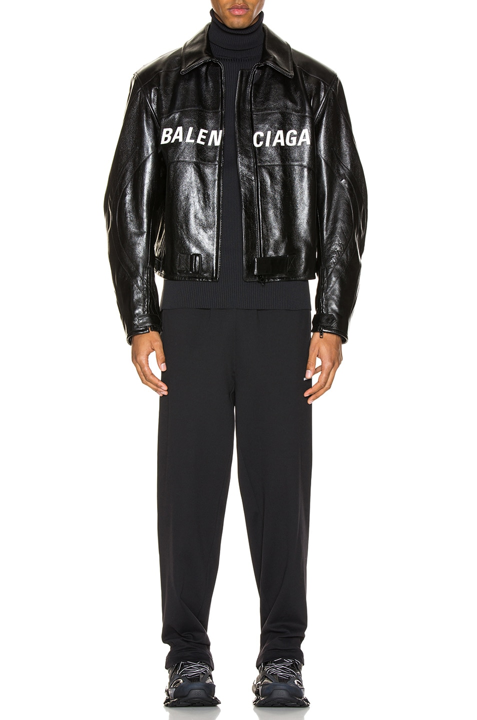 Image 5 of Balenciaga Tracksuit Pants in Black