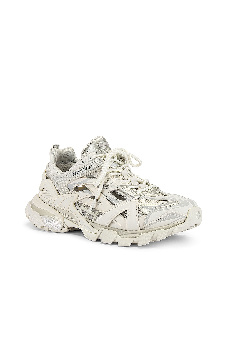 Image 2 of Balenciaga Track 2 Sneaker in White