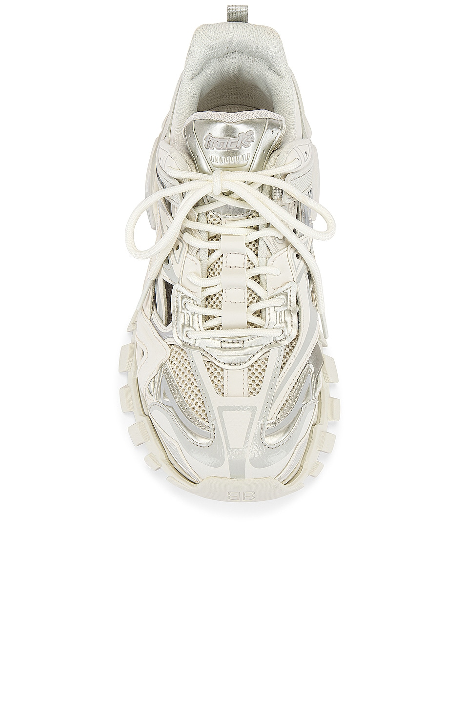 Image 4 of Balenciaga Track 2 Sneaker in White