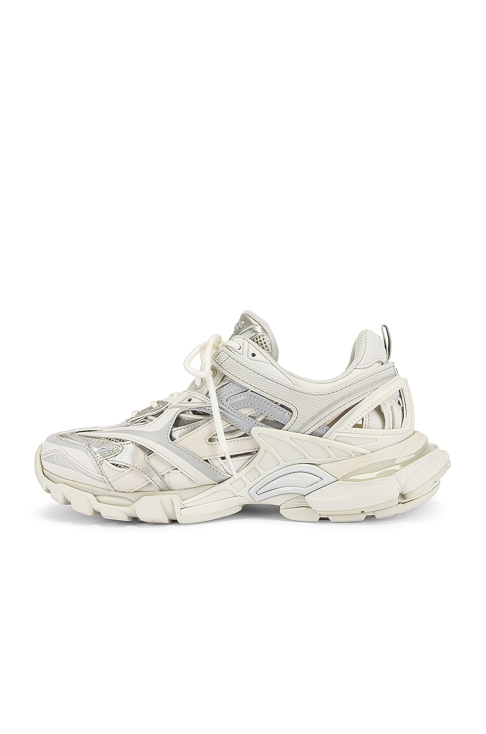 Image 5 of Balenciaga Track 2 Sneaker in White
