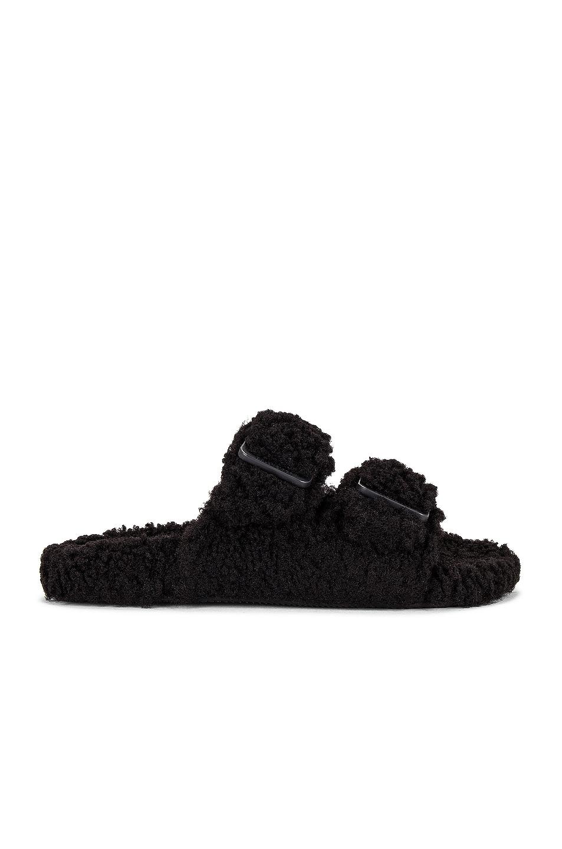 Image 1 of Balenciaga Mallorca Sandal in Black