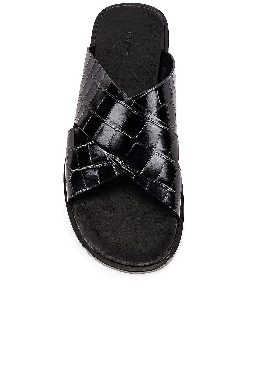 Image 4 of Balenciaga Cosy Mule F005 in Black & White