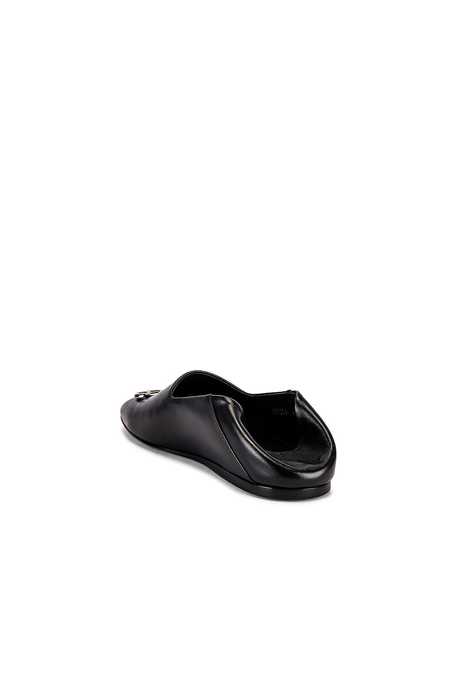 Image 3 of Balenciaga Cosy BB Loafer F005 in Black & Nikel