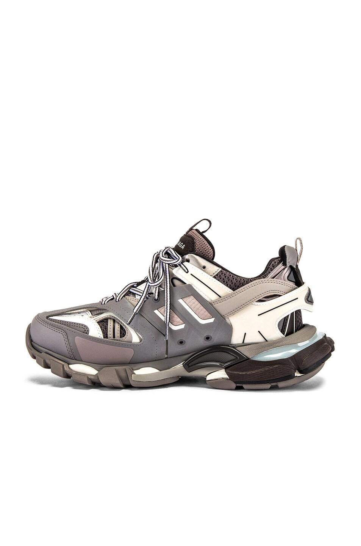 Image 5 of Balenciaga Track Sneaker in Grey