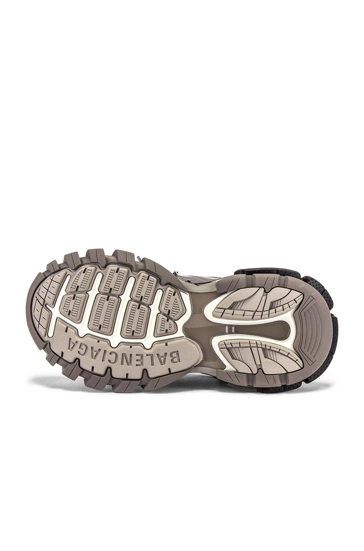 Image 6 of Balenciaga Track Sneaker in Grey