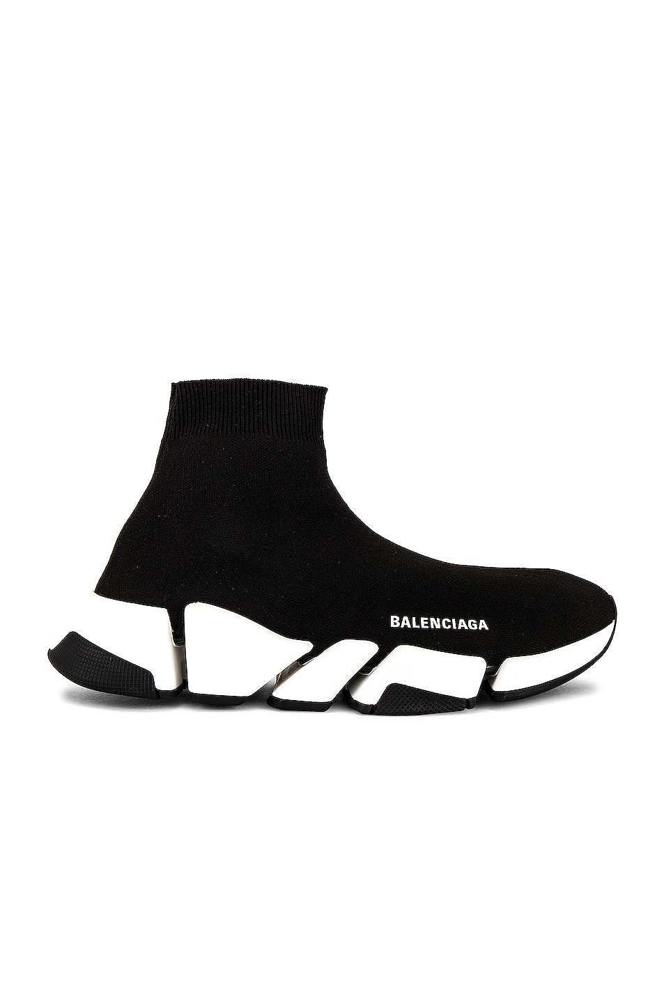 Image 1 of Balenciaga Speed 2.0 Sneaker in Black