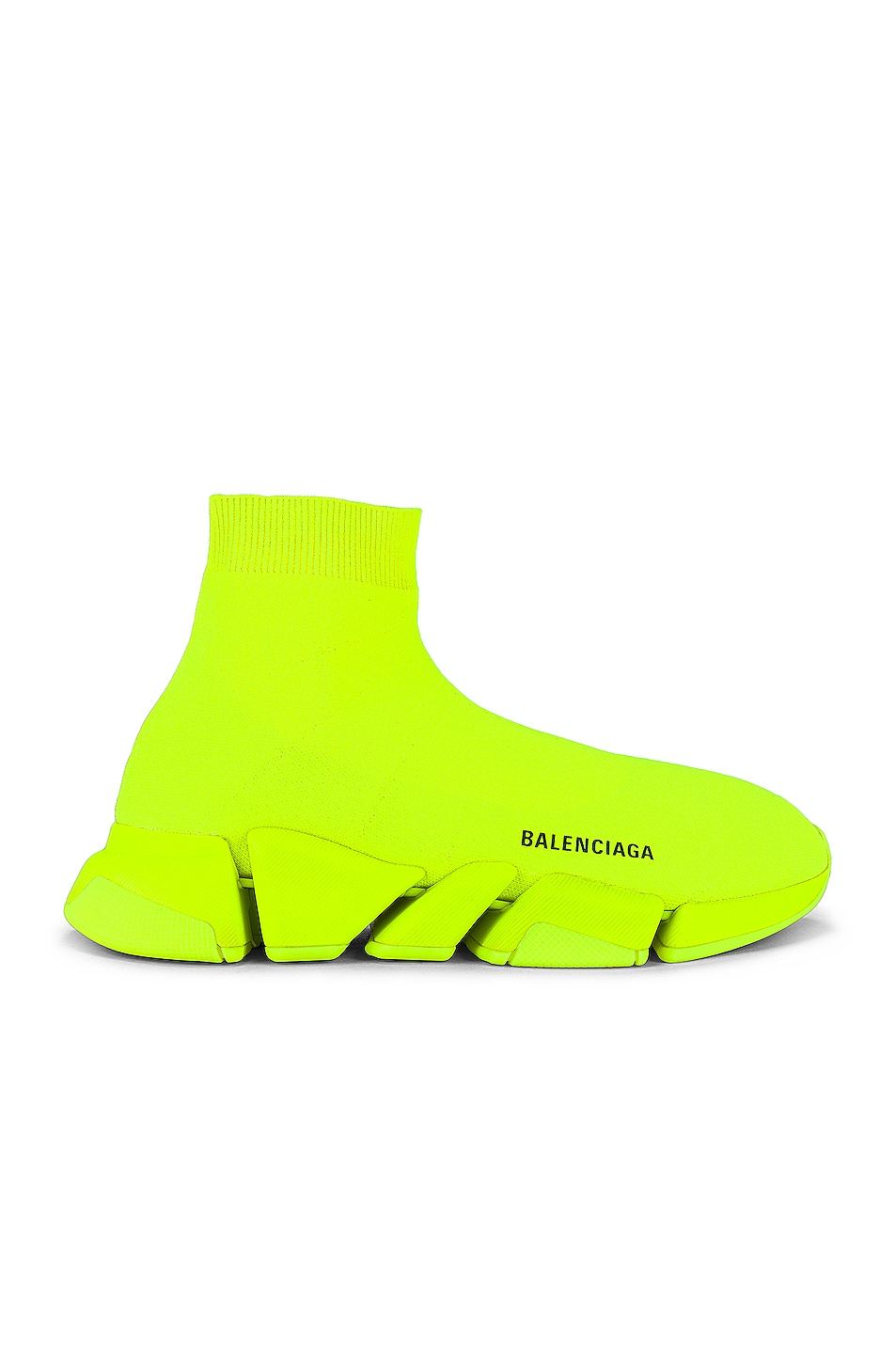 Image 1 of Balenciaga Speed Lt 2.0 in Fluo Yellow