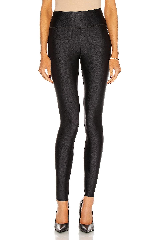 Image 1 of Balenciaga Skinny Legging in Black
