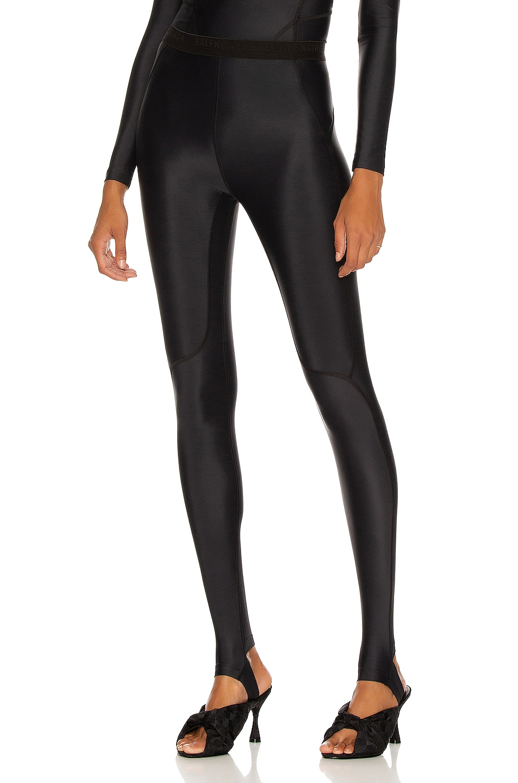 Image 1 of Balenciaga Sports Legging in Black