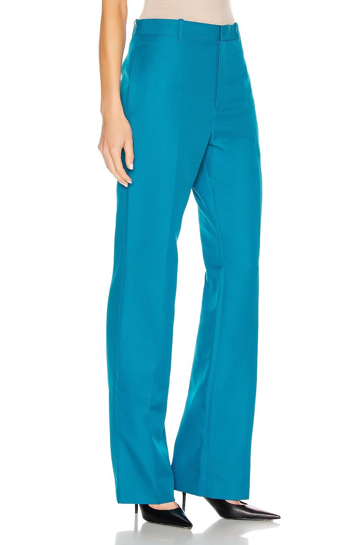 Image 2 of Balenciaga Tailored Pant in Petrol Blue