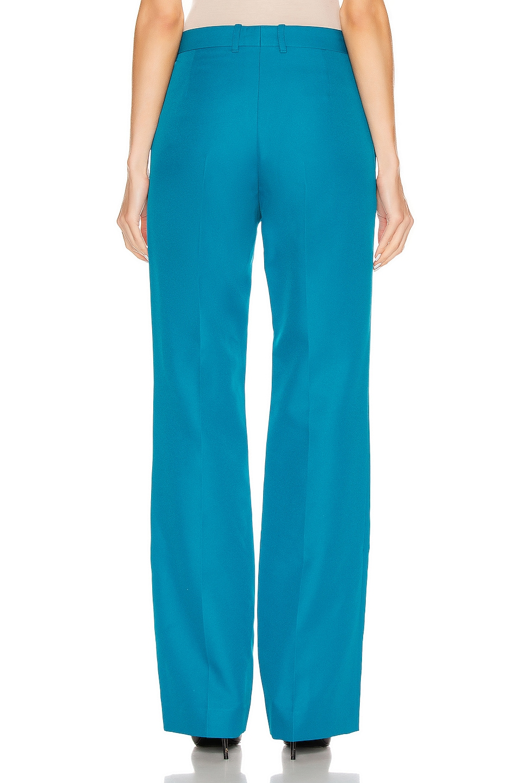 Image 3 of Balenciaga Tailored Pant in Petrol Blue