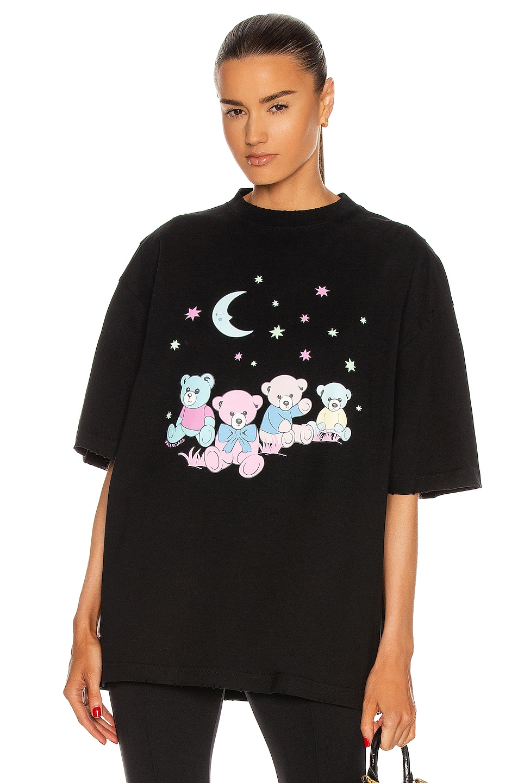 Image 1 of Balenciaga Xl T Shirt in Black