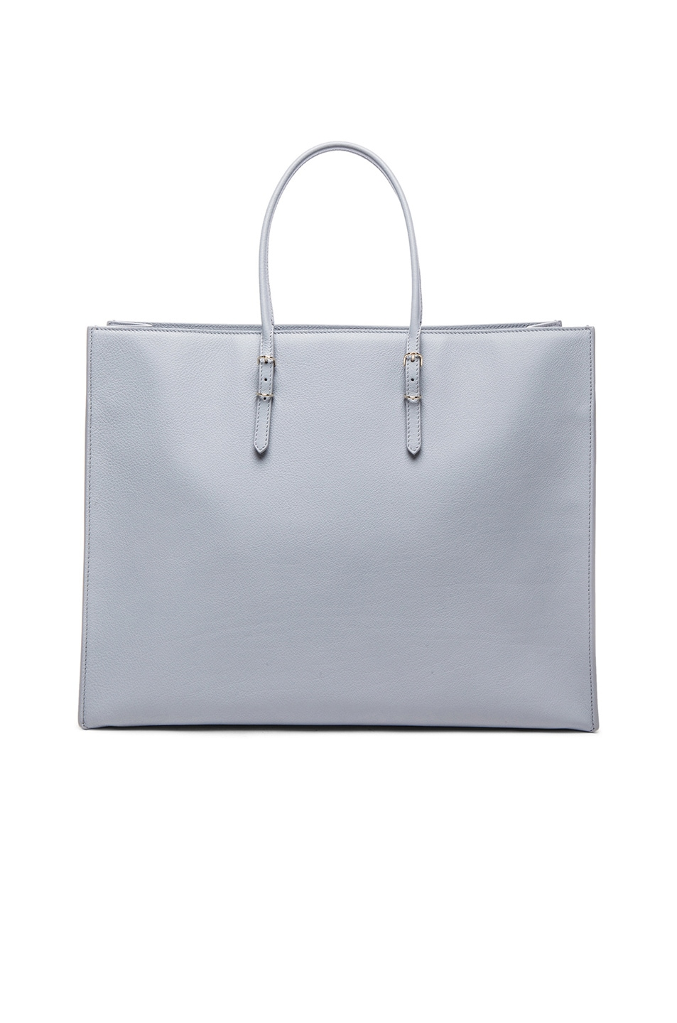 Image 2 of Balenciaga Papier A4 Tote in Grey