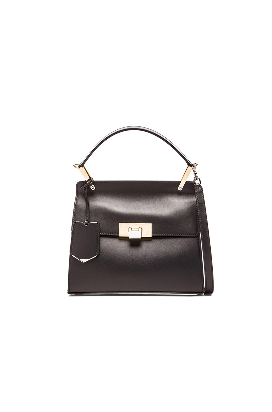 Image 1 of Balenciaga Le Dix Small Cartable in Black