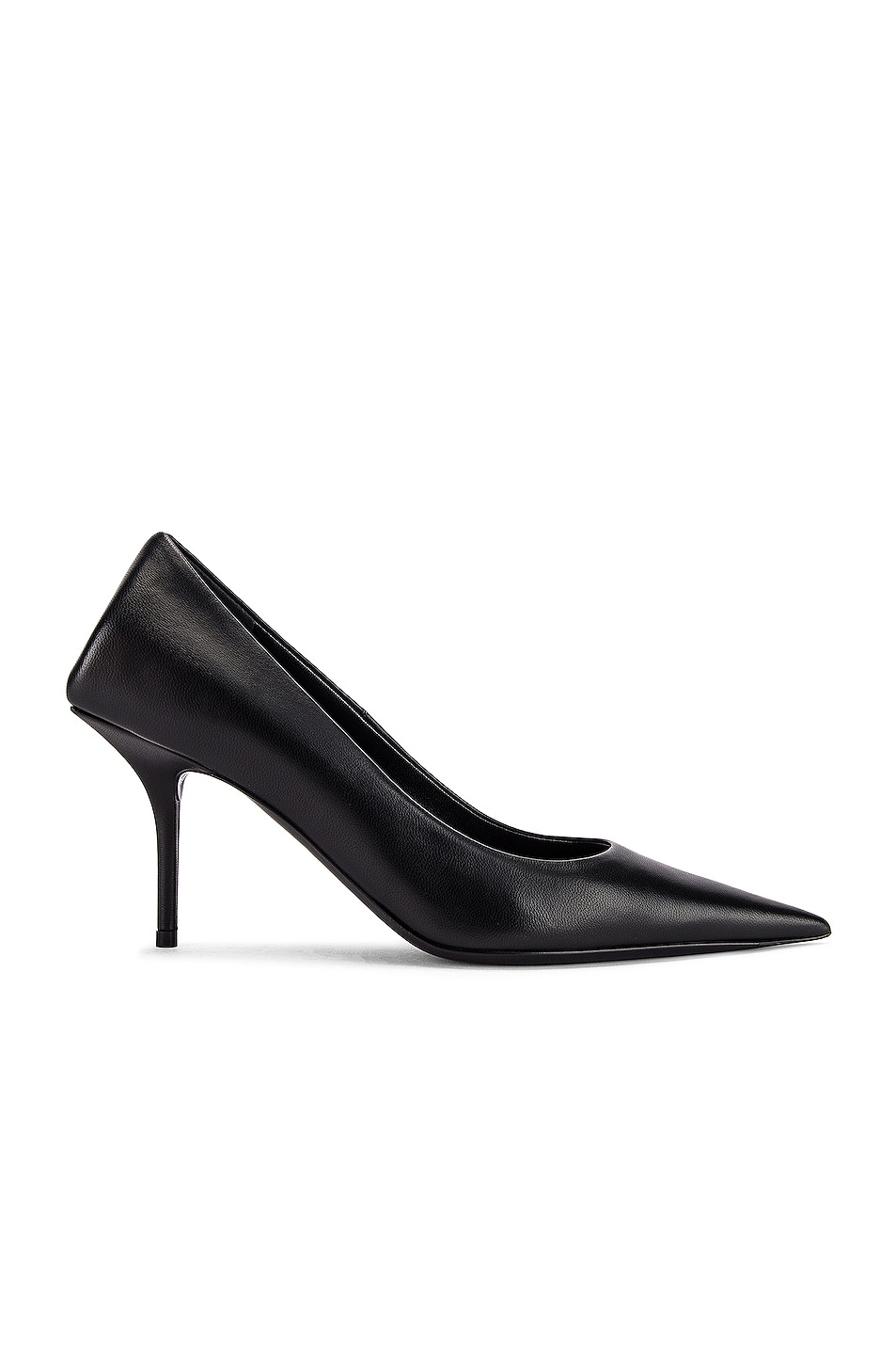 Image 1 of Balenciaga Square Knife Pumps in Black