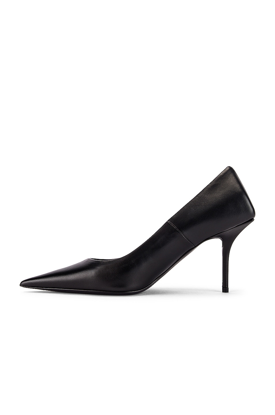Image 5 of Balenciaga Square Knife Pumps in Black