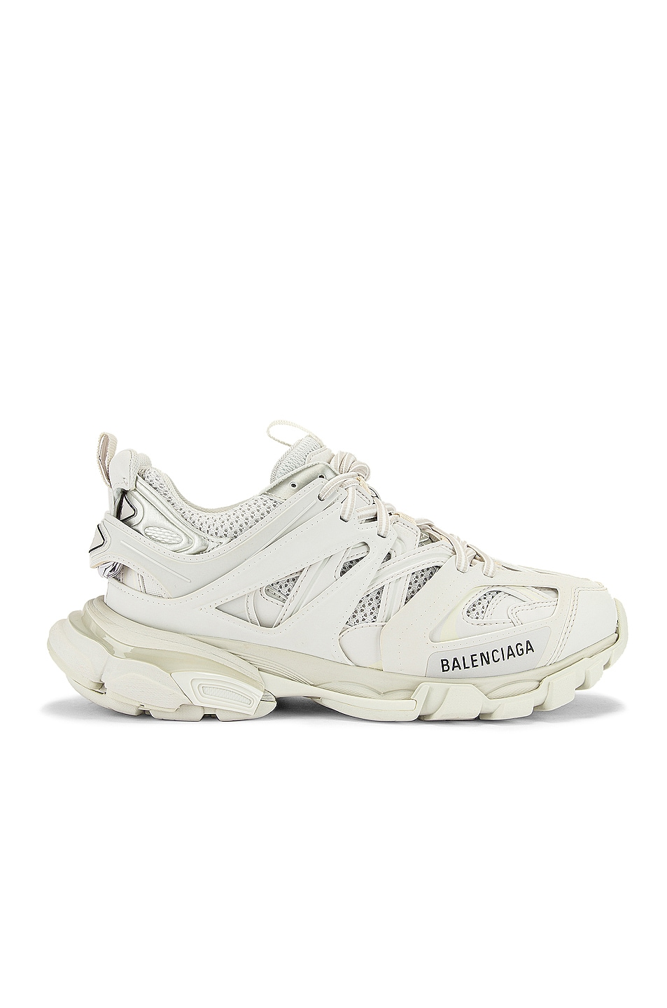 Image 1 of Balenciaga Track Sneakers in White
