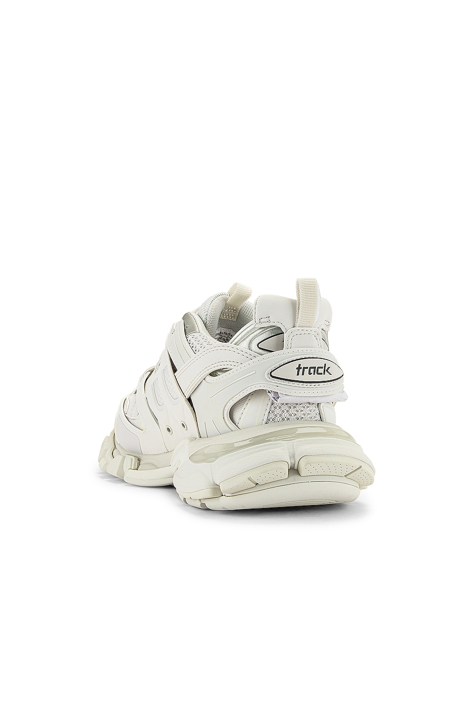 Image 3 of Balenciaga Track Sneakers in White