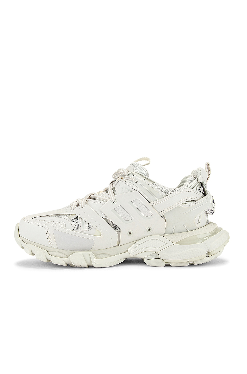 Image 5 of Balenciaga Track Sneakers in White
