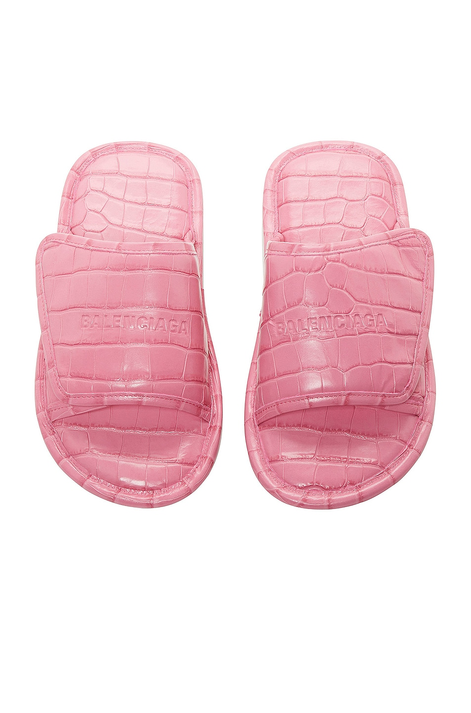Image 1 of Balenciaga Home Sandals in Fuxia